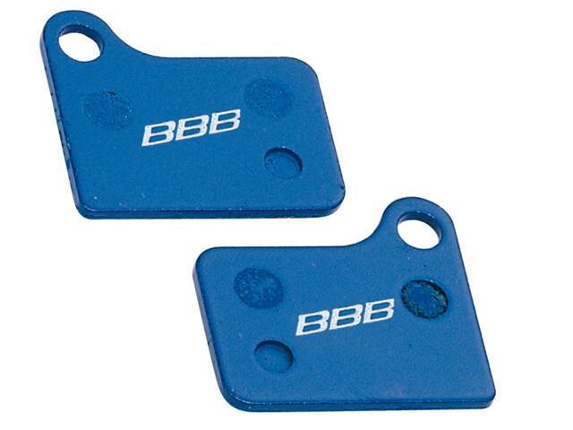 BBB BBS-51 Brake Pads Shimano blue